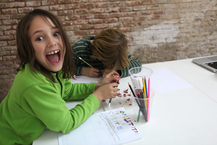 6Viernes …For Kids, talleres de creatividad para poner niños en órbita
