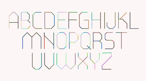 Anodine, una tipografía animada con Adobe After Effects CS5 & CS5.5