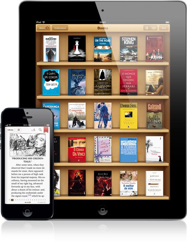 Apple, ibooks