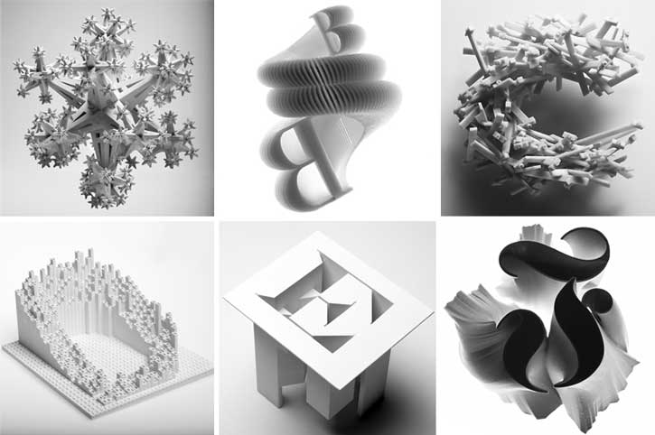 Arkitypo, la historia de la tipografía contada en 3D