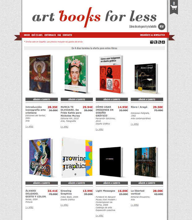 Art Books for Less (ABFL)