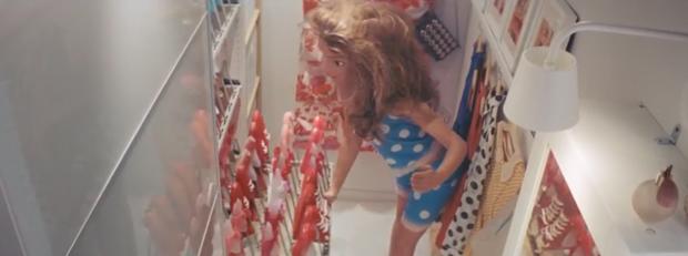 Barbie, protagonista del nuevo spot de Ikea UK