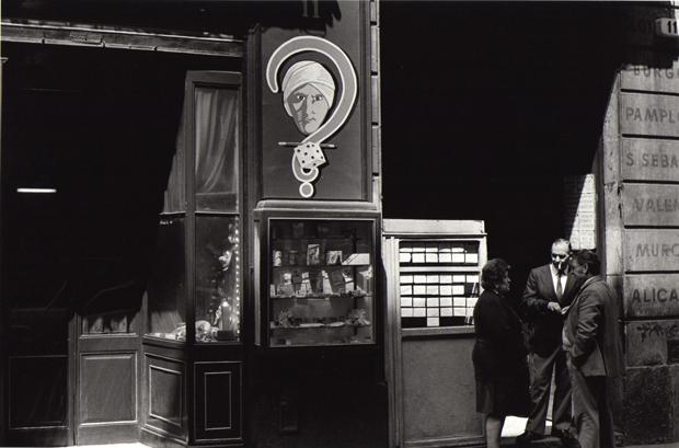 Bernard Plossu, fotografía 'Barcelone'