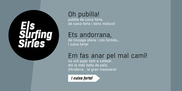 Boxer tipografía de Josep Patau