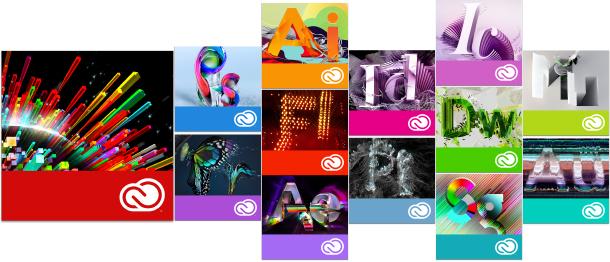 CC top Adobe acaba con Creative Suite y reinventa Creative Cloud, el nuevo hábitat de los creadores visuales
