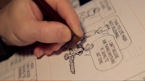 La historia de Calvin y Hobbes en el documental 'Dear Mr. Watterson'