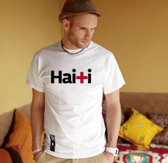 T-Shirt for Haiti