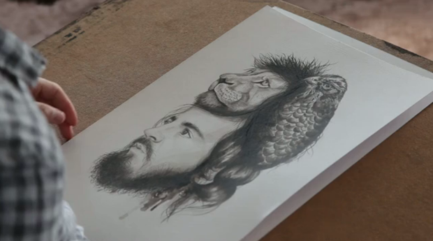 El ilustrador de Matu Santamaría y Pablo Miralles