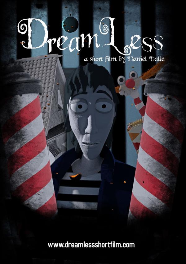 Dreamless, ópera prima de Daniel Valle