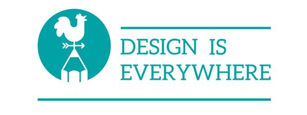 Design is everywhere, afterwork