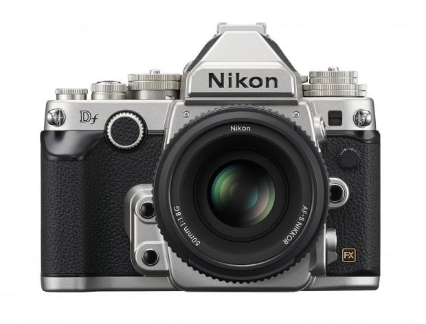 Nikon presenta la Df: una réflex de gama alta y estilo retro
