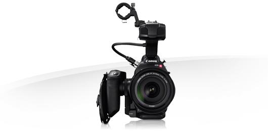 EOS C100, máxima nitidez e incorporación de la tecnología de enfoque automático Dual Pixel CMOS AF