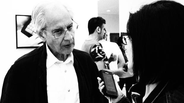 El Roto, entrevistado por Gràffica