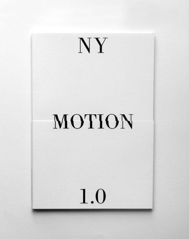 Ena Cardenal, portada de NY MOTION