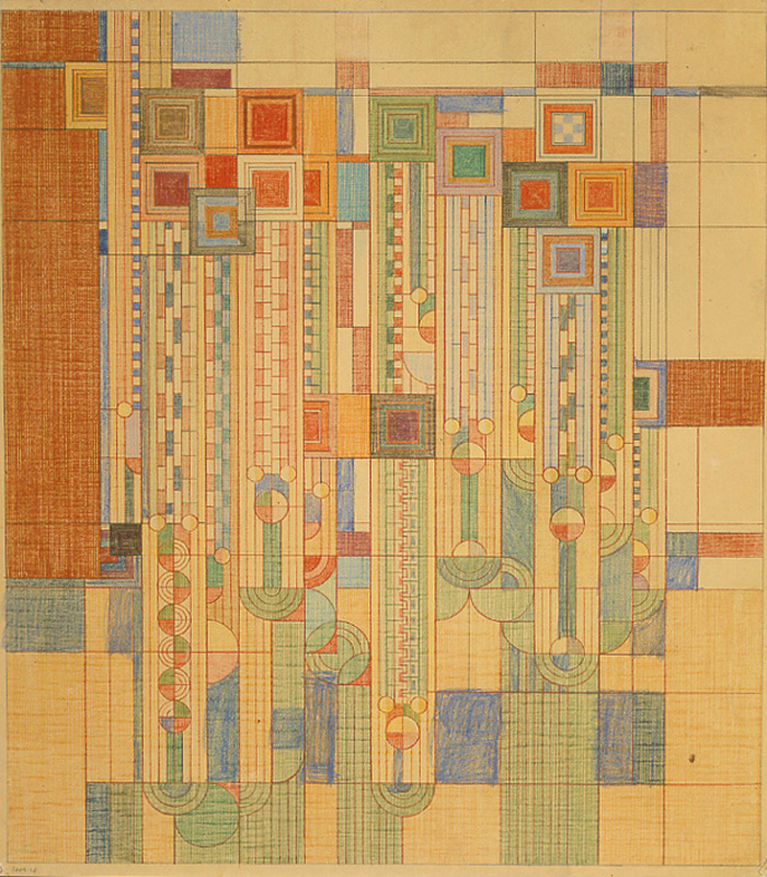 Frank Lloyd Wright: artista gráfico
