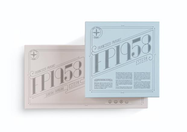 FP1958, diseño e indentidad de Habermas