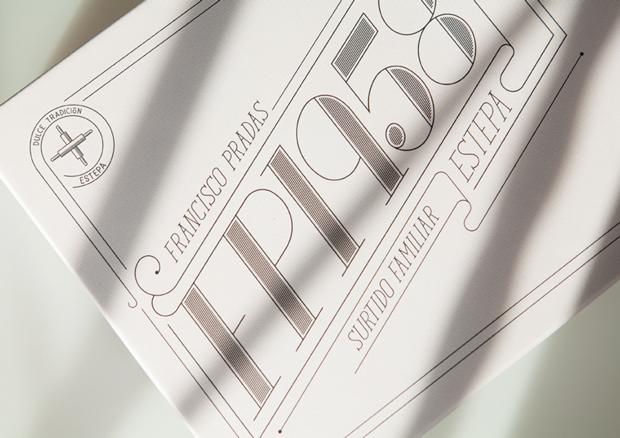 Packaging estuche FP1958 diseño de Habermas
