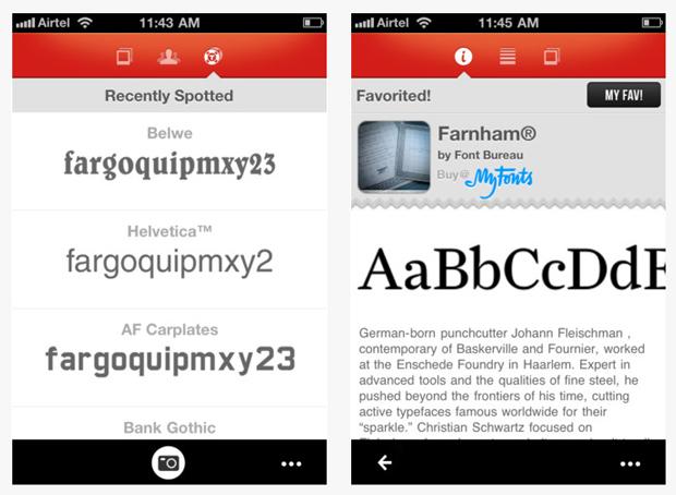 apps de tipografía, Fontli