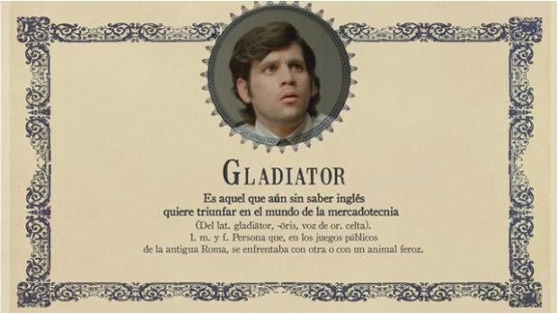 Gladiator, frame spot premiado en El Sol