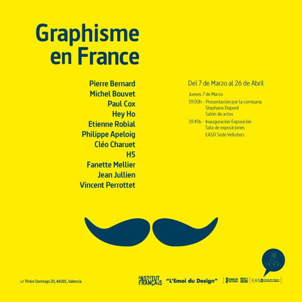 Diseño gráfico francés
