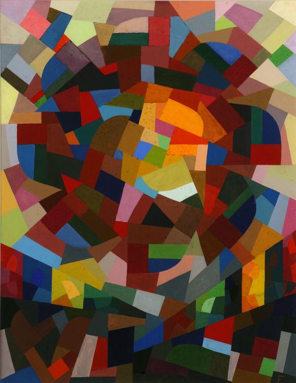 L'Art en Guerre, exposición en el Museo Guggenheim de Bilbao