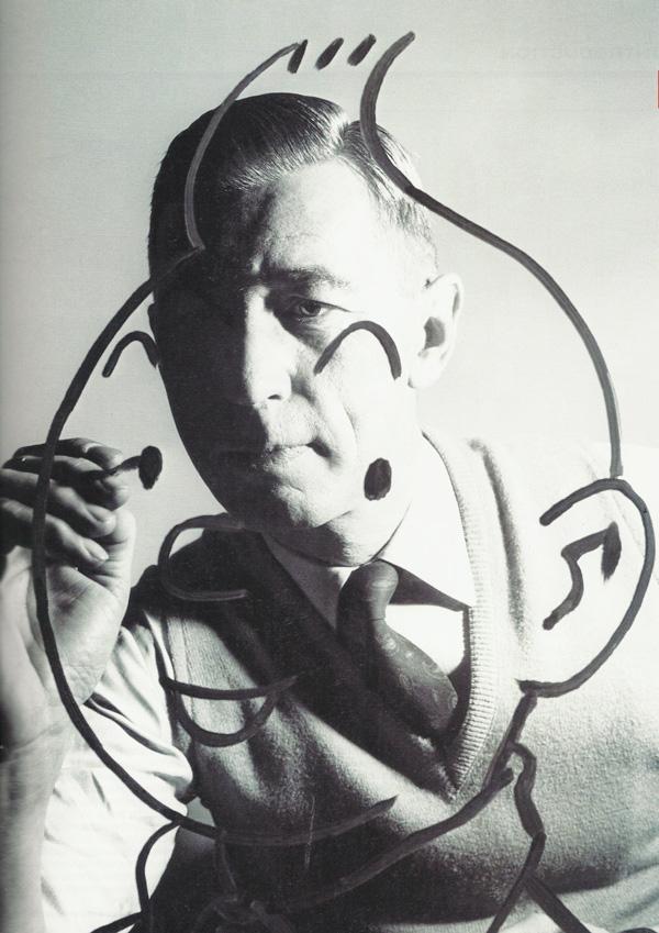 Hergé, padre de Tintín