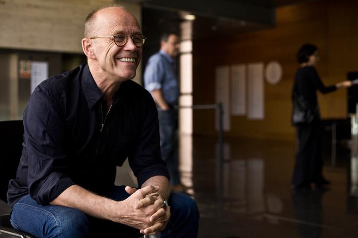 Erik Spiekermann: «Me encantaría trabajar con Javier Mariscal»
