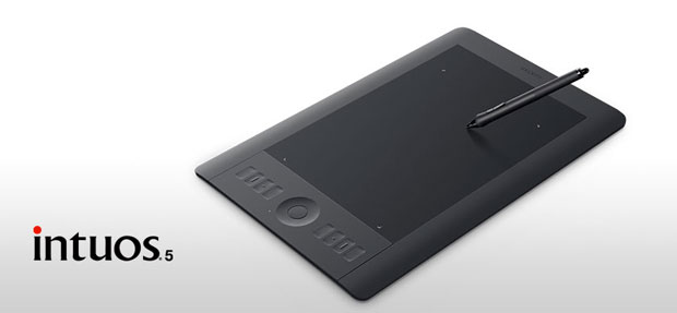 Intuos 5 M Multitouch