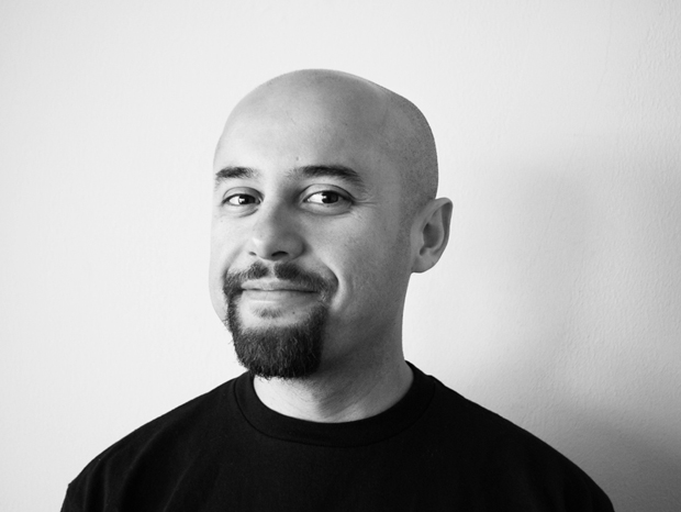 Julio Martínez, foto retrato
