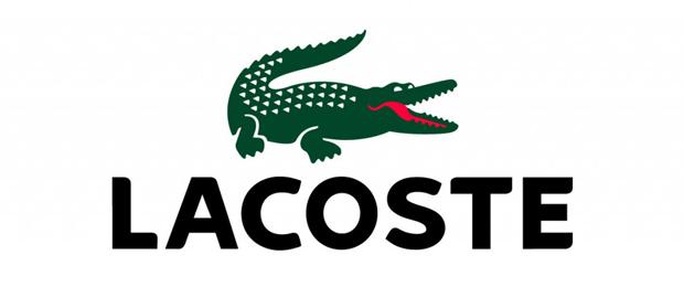 Lacoste, logo cocodrilo