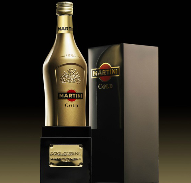 Durero packaging para Martini Premio WorldStar 2012