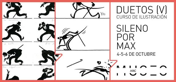 Max, curso de ilustración 'Duetos', Museo ABC