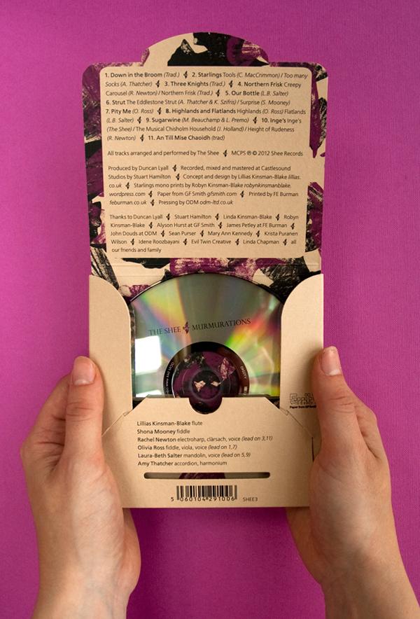 'Murmurations', 2.000 packagings únicos