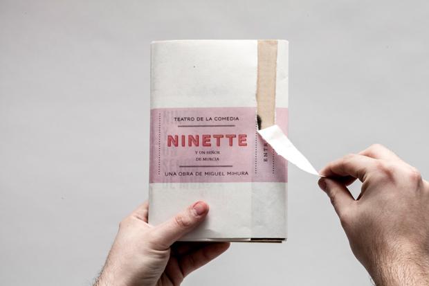 Ninette y un señor de Murcia, proyecto de Jorge Fernández Puebla