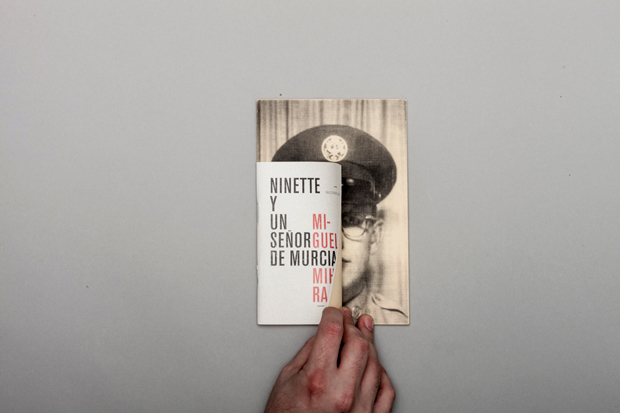 Ninette y un señor de Murcia, proyecto de libro híbrido