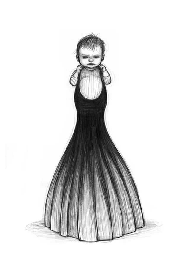 Noemi Villamuza, ilustración