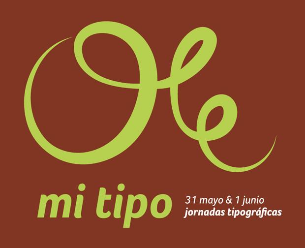 Ole mi tipo, jornadas tipográficas en Sevilla