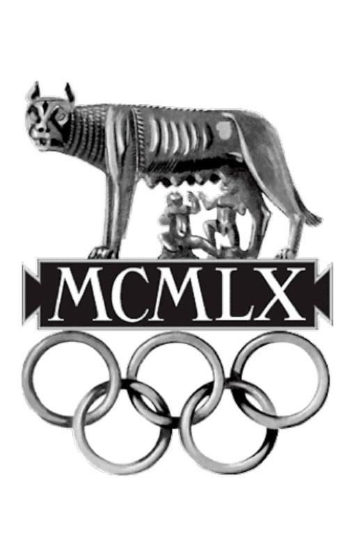 Olimpiada 13 Roma La historia de las Olimpiadas contadas gráficamente (2ª parte)