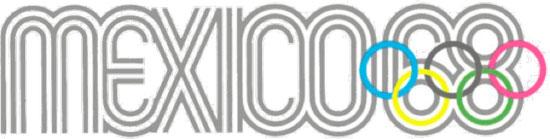 Olimpiadas 15 mexico La historia de las Olimpiadas contadas gráficamente (2ª parte)