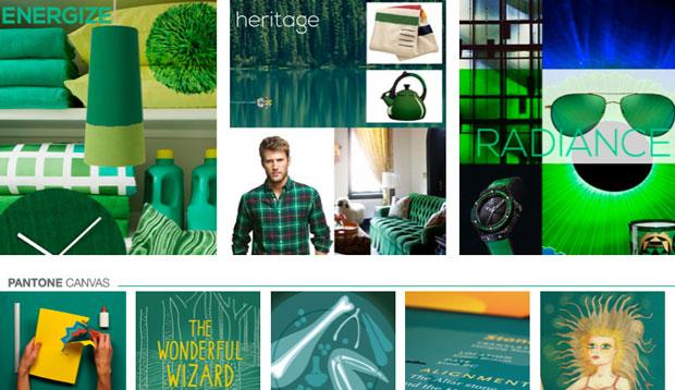Pantone 17-5641 verde esmeralda, el color del año para 2013