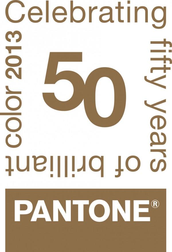 Pantone cumple 50 años