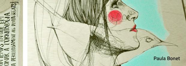 Paula Bonet en Ilustrafic