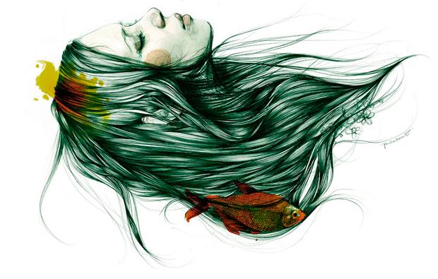 Paula Bonet, ilustración