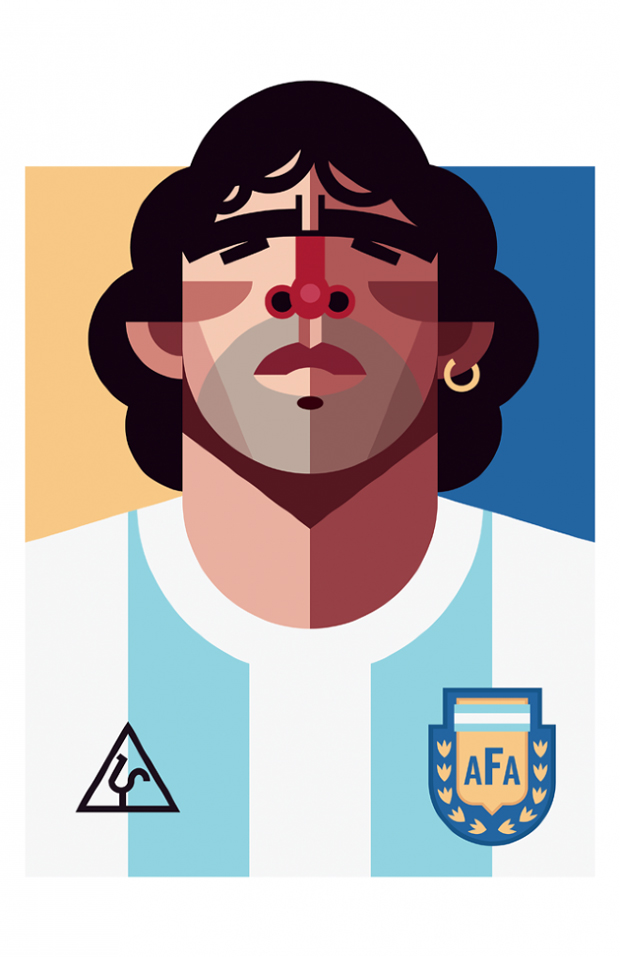 Playmakers_01-Maradona