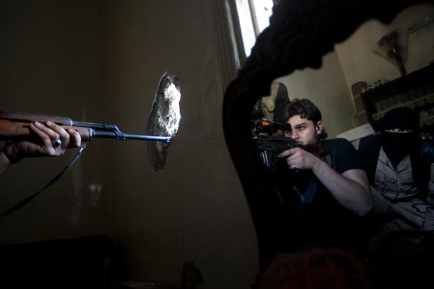 Pulitzer fotografía 2013