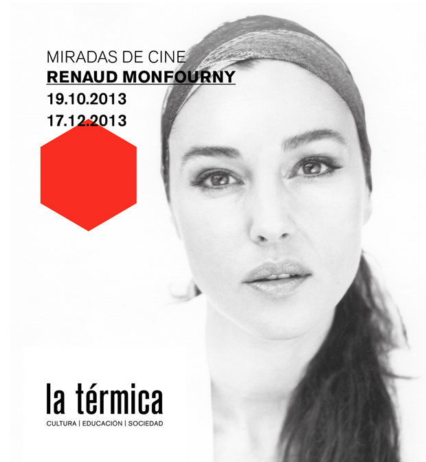 Renaud Monfourny, exposición Miradas de cine en La Térmica de Málaga