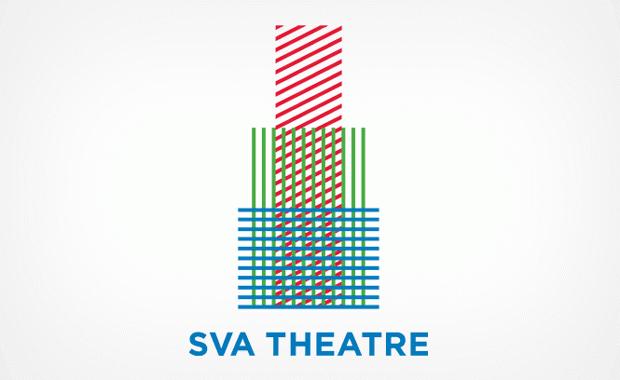Milton Glaser, SVA Theatre logo