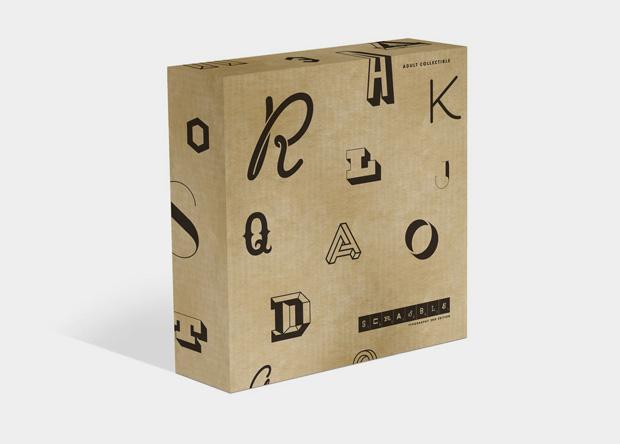 Scrabble tipográfico