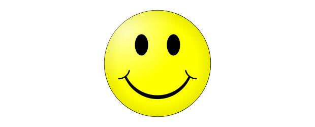 No hay que confundir los emoticonos con el smiley