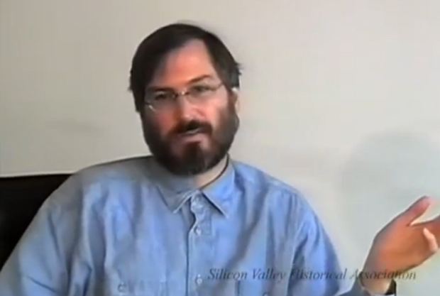 Steve Jobs, empresario visionario